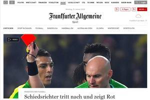 Site Frankfurter Allgemeine
