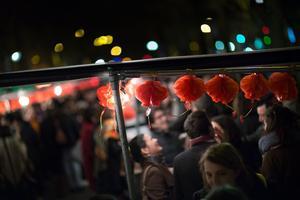 Le Food Market fête le Nouvel An chinois.