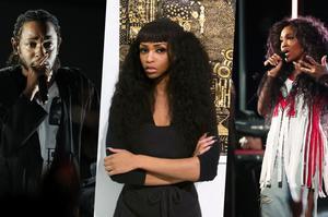 L'artiste peintre Lina Iris Viktor (au centre entre Kendrick Lamar et SZA) est ouverte au dialogue mais demande à recevoir des excuses publiques de la part de l'équipe du film.