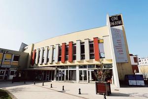 Le Théâtre de Vanves.