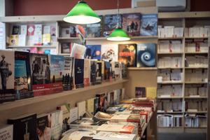 La librairie Tropiques.