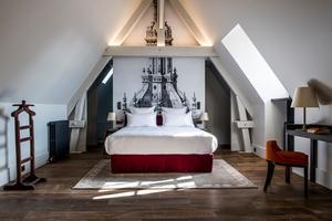 Relais de Chambord, une grande maison de campagne chic (4 étoiles), conviviale et contemporaine...