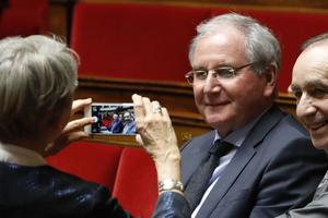 Jean-Michel Clément effectue son troisième mandat de parlementaire et ne craint pas les rappels à l'ordre de Richard Ferrand.