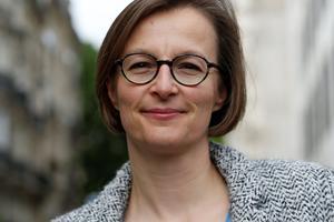 Stella Dupont a d'abord soutenu Benoît Hamon à l'élection présidentielle avant de rallier Emmanuel Macron.