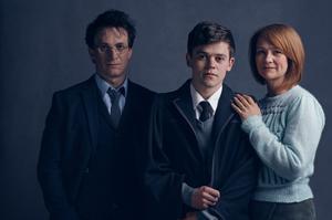 Harry Potter (Jamie Parker), Albus Severus Potter (Sam Clemmett) et Ginny Potter (Poppy Miller) comptent parmi les comédiens d'«Harry Potter et l'Enfant maudit».