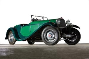 Le roadster Type 49.