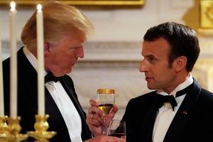 Les deux présidents ont une nouvelle fois affiché leur bonne entente