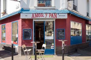 Amor Y Pan à Montreuil.