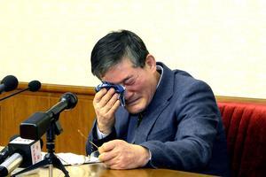 Kim Dong-chul un mois avant son procès.