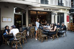 Le Bar de Biondi (XIe).