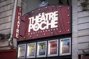 Théâtre de Poche-Montparnasse.