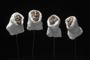 «Les Nambias-esquimaux».
