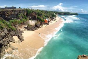 Balangan Beach  Indonésie
