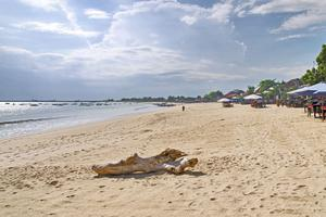 Jimbaran Beach, Bali - Indonésie