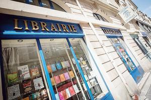 La Librairie théâtrale, à Paris (IIe).