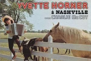 L'album country d'Yvette Horner (1977).