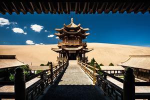 Chine - Xinjiang Dunhuang