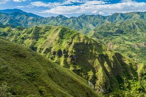 Colombie la vallée de Tierradentro
