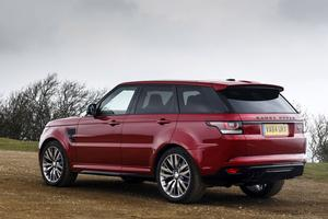 range rover sport svr le nouveau suv des drivers. Black Bedroom Furniture Sets. Home Design Ideas