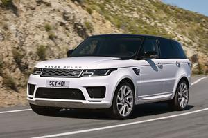 range rover sport bient t hybride rechargeable. Black Bedroom Furniture Sets. Home Design Ideas