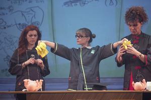 <i>Énooormes</i>, une comédie musicale élégante et drôle