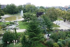 Le Parc Kellermann.
