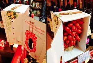 Les pomodorini del Piennolo del Vesuvio chez RAP.