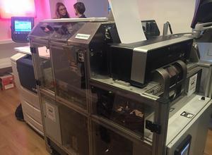 L'Espresso Book Machine permet d'imprimer n'importe quel ouvrage du catalogue des PUF en moins de 5 minutes.