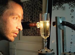 Gérard Liger-Belair est spécialiste de l'effervescence à l'université de Reims Champagne-Ardennes.