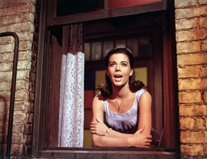Natalie Wood dans «West Side Story» (1961).