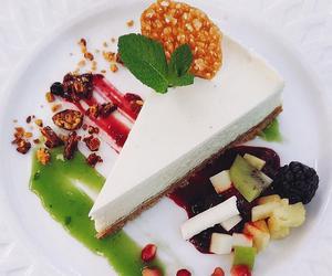 Cheesecake de Rachel's.