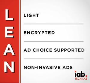 Le nouveau format publicitaire L.E.A.N.