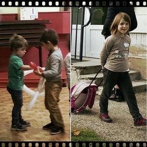 Photos de Liam et Yumi, postée par Vincent Zizzutto sur son compte Facebook le 8 février dernier.