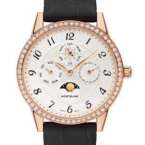 La montre Bohème à calendrier perpétuel. (Montblanc)