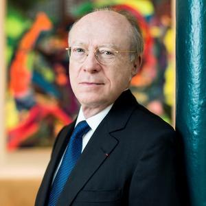 Daniel Templon aconverti le Marais àl'art contemporain.