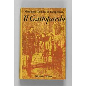 <i>Le Guépard</i>, roman de Giuseppe Tomasi di Lampedusa.