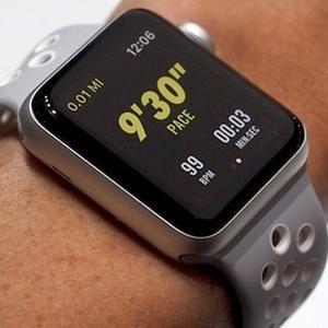 Apple Watch Nike+.