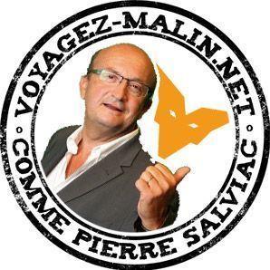 Logo du blog voyage de Pierre Salviac