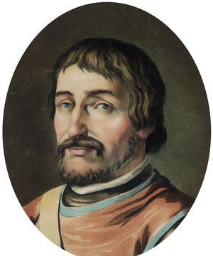 Guillaume -dit le bâtard ou le Conquérant- devient duc de Normandie en 1035.