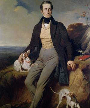 Alphonse de Lamartine ( 1790-1869)
