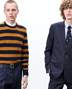 En ciblant un public moins élitiste et plus large que les créateurs purs et durs, des marques de mode masculine comme Balibarisont rapidement trouvé leur clientèle.