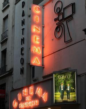 Cinéma du Panthéon.