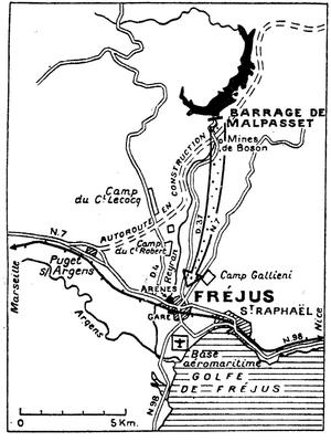 Carte parue dans Le Figaro du 4 décembre 1959.