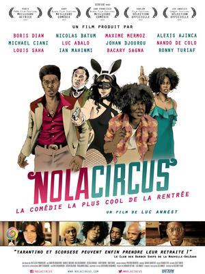 L'affiche de Nola Circus.