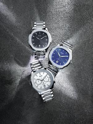 Montres de la collection Piaget Polo S. (Crédit photo: Piaget)