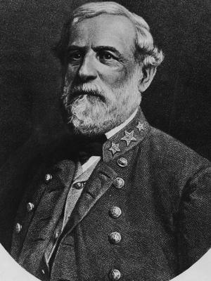 Robert E. Lee est un Virginien fils d'un héros de la guerre d'indépendance