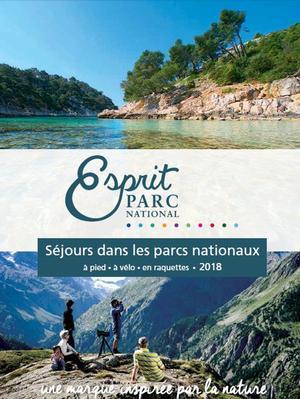 La première brochure «Esprit Parc National»