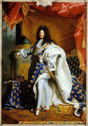Louis XIV, un roi de France dont les «hussards noirs de la République» ont diffusé l'image majestueuse.