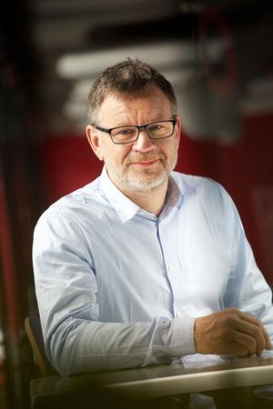 Hervé Brailly, directeur général d'Innate Pharma.