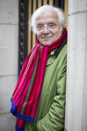 Jean-Loup Chiflet à Paris, le 4 décembre 2015: «Lericanement généralisé qui règne aujourd'hui à la télévision mesemble artificiel.»
